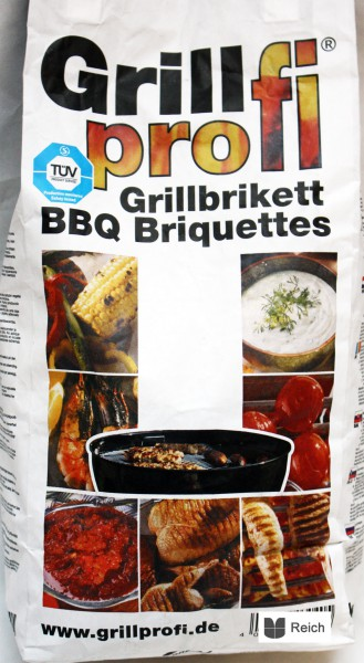 how to cook with charcoal briquettes