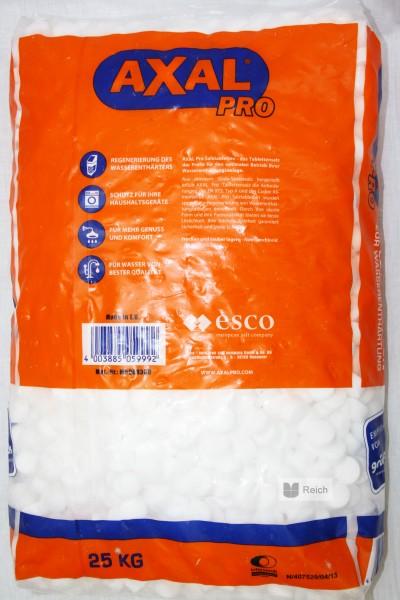1 sack 25 kg axal pro salztabletten nach en 973 typ a zur wasserenth rtung neu ebay. Black Bedroom Furniture Sets. Home Design Ideas